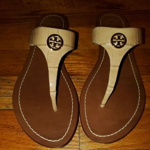 Tory Burch sandals. Brand new never worn outside.